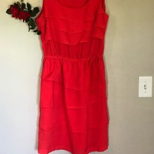 Dressbarn Coral Dress
